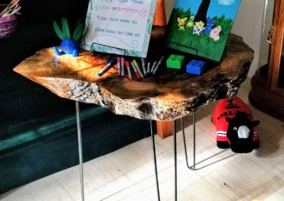 Sycamore Root Zone Table
